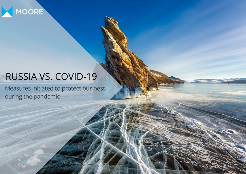 Russia Vs. Covid-19  Government measures to protect businesses